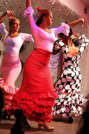 Venta Luciano: Flamenco