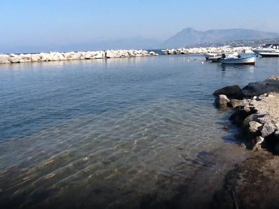 Club Solunto Mare: il mare