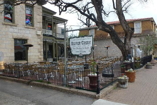 Silver Creek Saloon And Restaurant Fredericksburg Menu Prices Reviews Tripadvisor