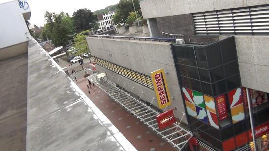 بوتيك هوتل لوميير: view from room 320 balcony