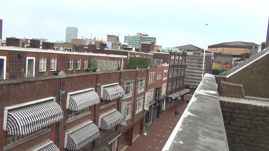 Boutique Hotel Lumiere : view from room 320 balcony
