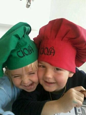 Restaurant Ciola': bimbi al Ciolà