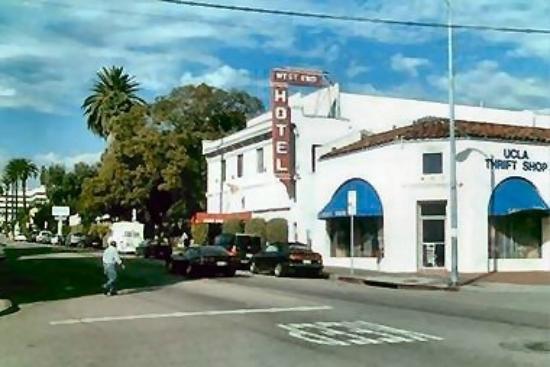West End Hotel-West LA