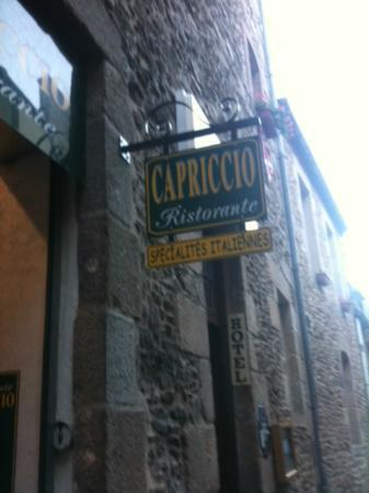 Capriccio: Capricio Dinan