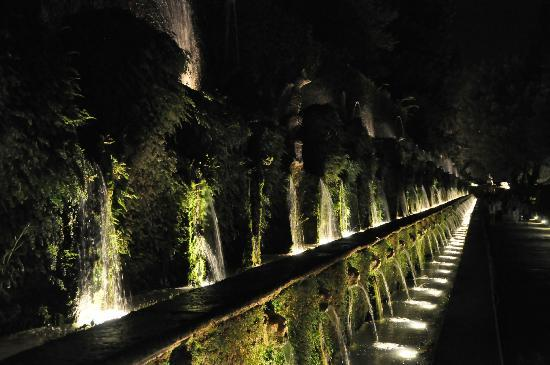 Villa d'Este: 100 fontane