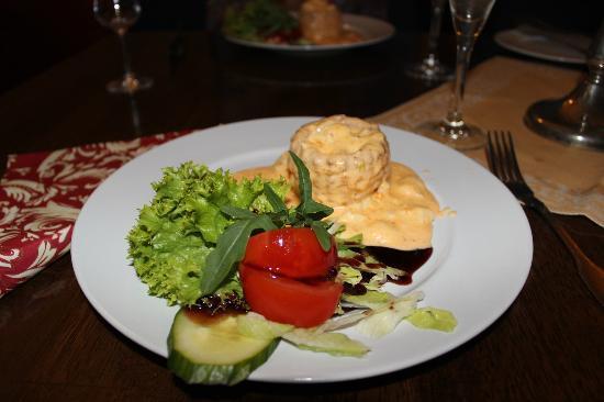 Wiedenbruegge, ألمانيا: Special Gourmet Dinner 
