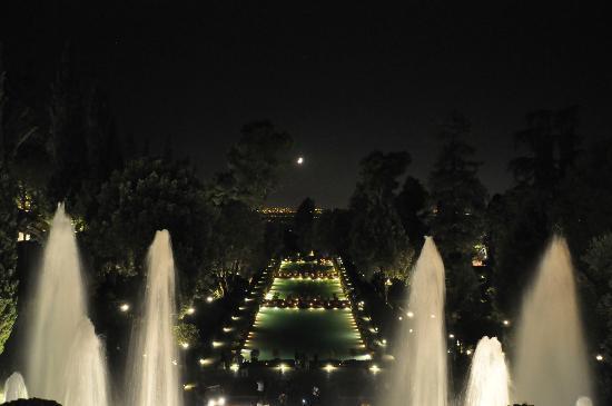 Villa d'Este: fontane