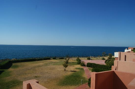 Residence Cap Corniche: vue de l appart