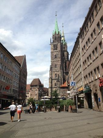 Congress Hotel Mercure Nuernberg an der Messe: Old City