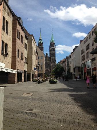 Congress Hotel Mercure Nürnberg an der Messe: Old City