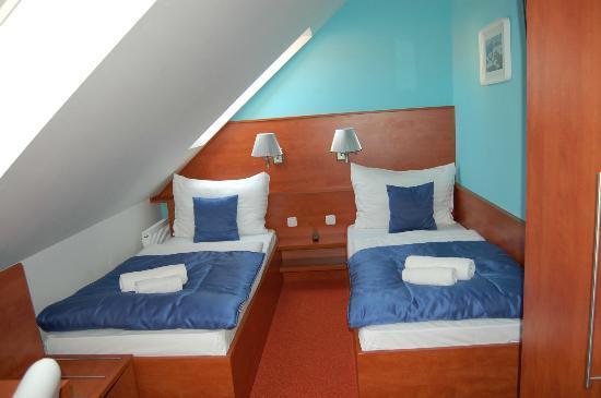 Hotel U Martina - Smichov : habitacion