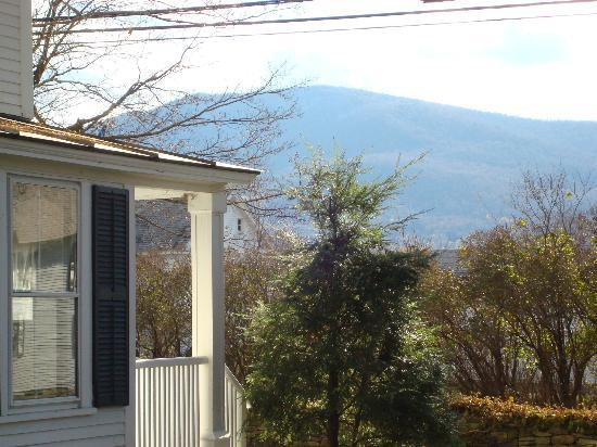 The Cornucopia Bed & Breakfast: Mountain Views!