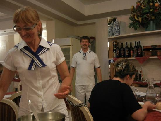 Hotel Executive La Fiorita: serata marinara