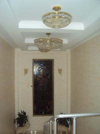 Hotel Avtoturist: korytarz