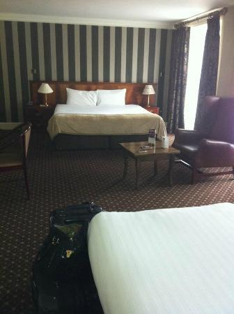 Arlington Hotel O'Connell Bridge: Executive Room
