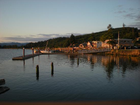 惠勒海灣碼頭小屋照片