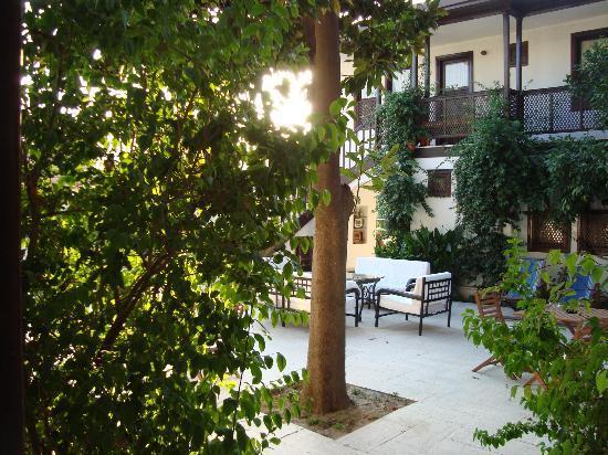 Villa Konak Hotel Kusadasi: vista desde mi habitacion