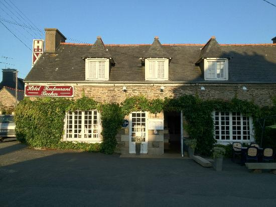 Hotel Restaurant Bocher : Esterno