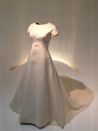 Cristobal Balenciaga Museum Wedding Dress Collection