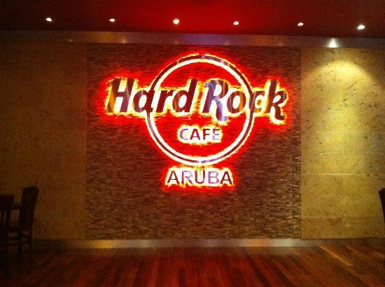 Hard Rock Cafe Aruba Prices