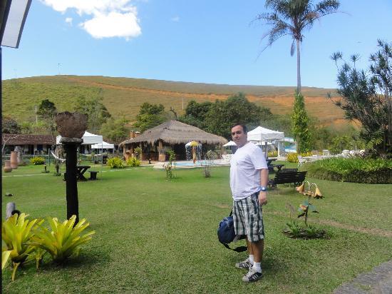 Hotel Fazenda 3 Pinheiros : Chegando no Hotel.