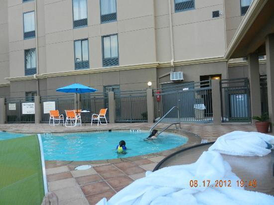 Hampton Inn Houston/Clear Lake-NASA Area: Pool area