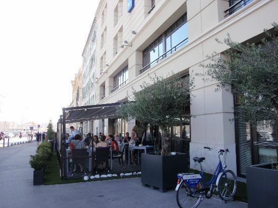 Donde desayunamos photo de radisson blu hotel marseille - Radisson blu hotel marseille vieux port ...
