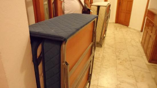 Hotel Gulec: acceso a mi habitacion