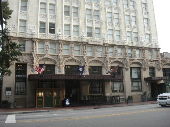 Sheraton Columbia Downtown Hotel: Hotel Front