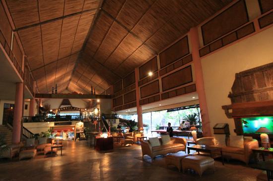Lobby Picture Of Toraja Heritage Hotel Rantepao Tripadvisor