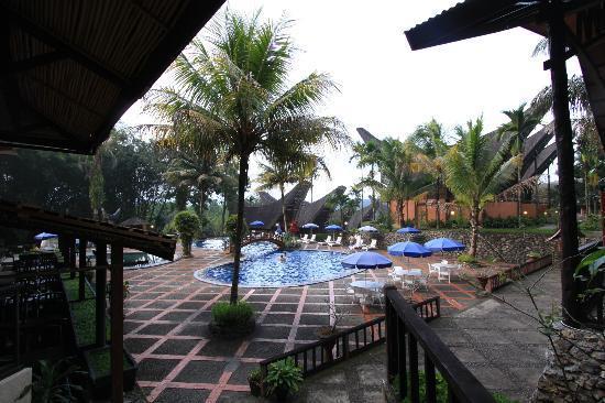 Area De Piscina Picture Of Toraja Heritage Hotel Rantepao