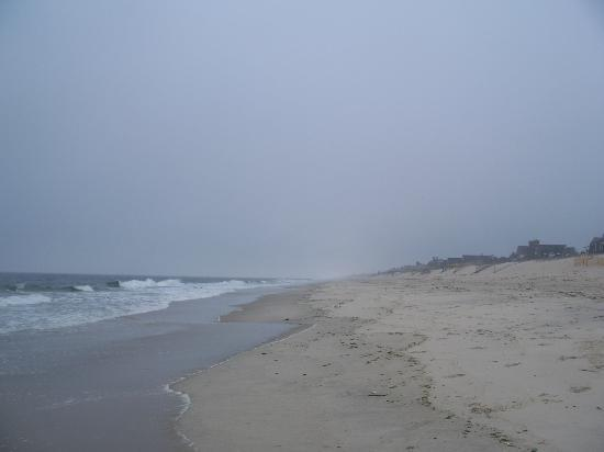 Mantoloking, NJ: View to the south