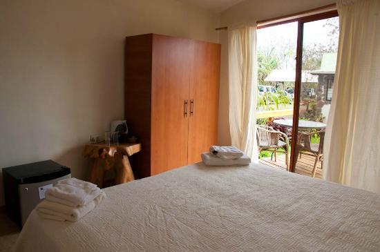 Tea Nui - Cabanas y Habitaciones: Double room