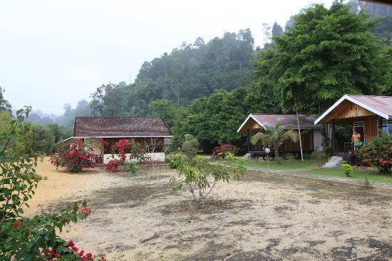 Siuri Cottages: Alrededores