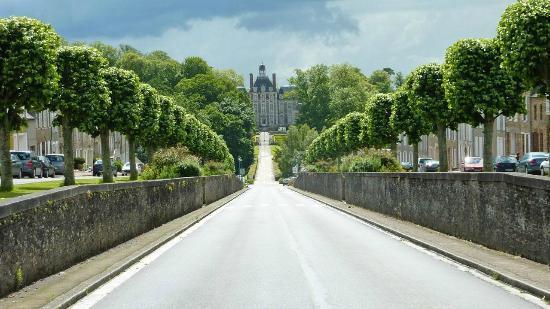 Chateau de Balleroy 3