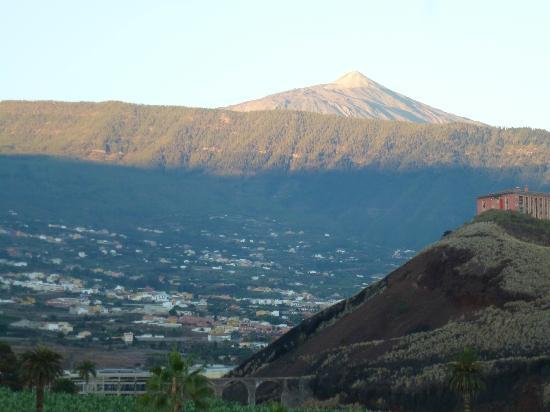 diverhotel Tenerife Spa & Garden: VISTA DESDE LA HABITACION