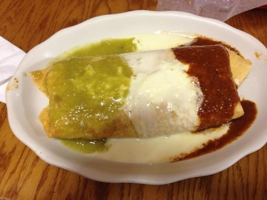 Toney, AL: Burrito Macho!