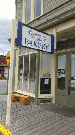 Lemon Rose Bakery: Great Bakery in Skagway, Alaska Fresh Daily!!
