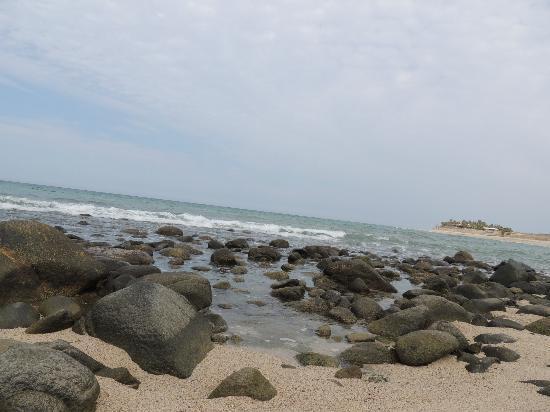 Punta Pescadero Paradise Hotel & Villas: Beach