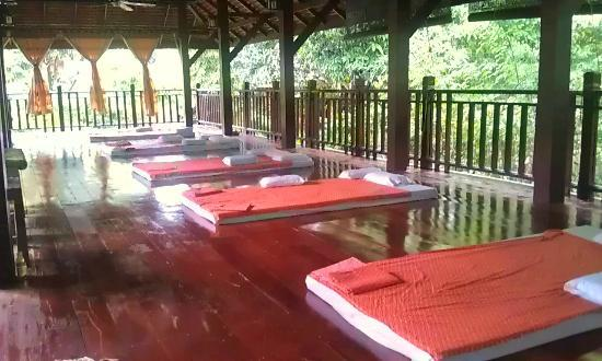 The Pavana Chiang Mai Resort: Traditional thai massage area
