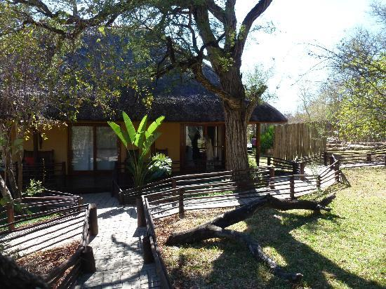 Toro Yaka Bush Lodge: rooms