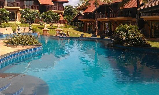 The Pavana Chiang Mai Resort: Swimming pool!
