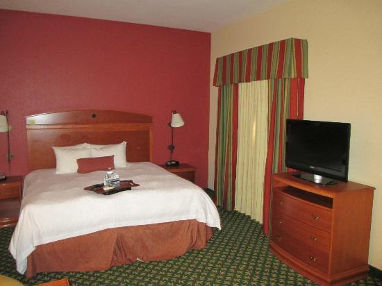 Hampton Inn & Suites Tulare: HH VIP ammenity