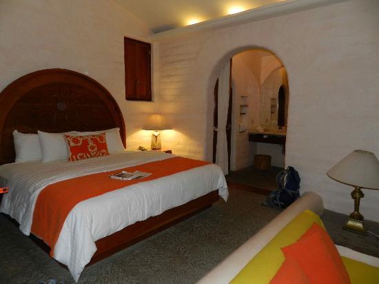 Mision del Sol Resort and Spa: Diamante room