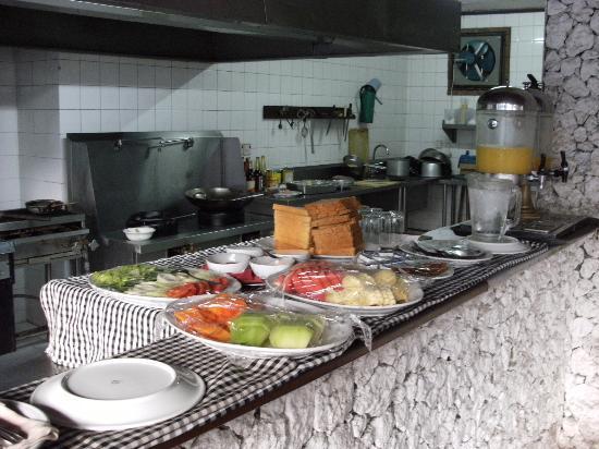 Balisani Padma: Breakfast
