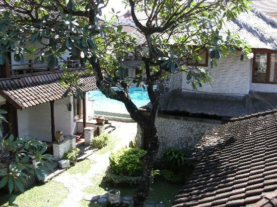 Balisani Padma Hotel: view from room