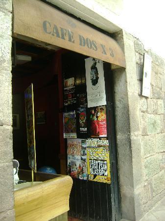 Cafe Dos X 3