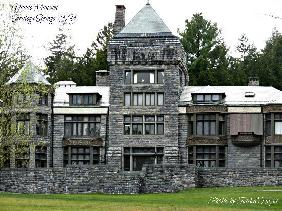 Yaddo Gardens: The Mansion