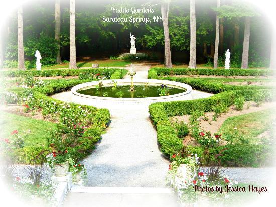 Yaddo Gardens: Rose Gardens