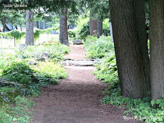 Yaddo Gardens: The Path to Rock Garden